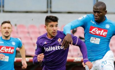 Napoli no pudo volver a la punta tras empatar con Fiorentina