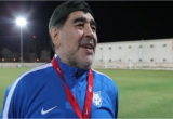 Maradona sobre Cristiano Ronaldo