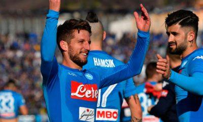 Napoli vuelve a la cima y el Milán se acerca a puestos europeos