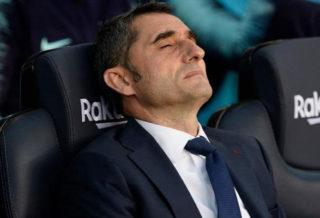 """Valverde se va """"Un poquito preocupado"""" tras ganar a la Real Sociedad"""
