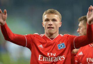 Jann-Fiete Arp se unirá a Bayern Munich